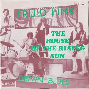 FRIJID PINK-HOUSE OF THE RISING SUN 1970.