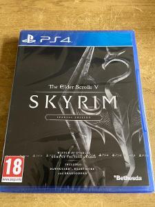PS4 Skyrim - Special Edition (nová)
