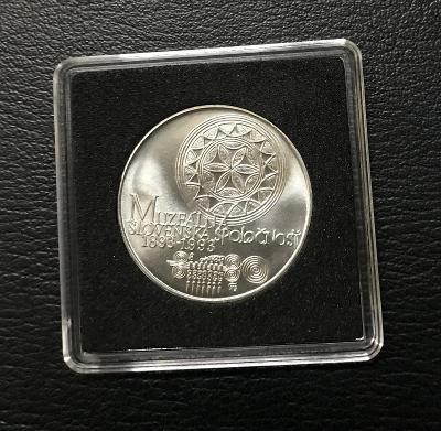100 Kčs 1993 - sté výročí založení Muzeální slovenské společnosti