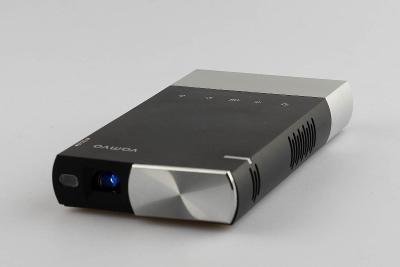 Mini LED projektor Vamvo/ 1080P/ HDMI/ USB/ TF/ 5200mAh/ od 1Kč!