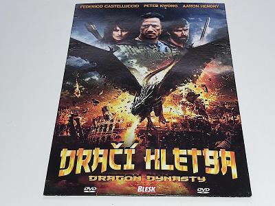 DRAČÍ KLETBA : FEDERICO CASTELLUCCIO  / DVD NEŠKRÁBLÉ