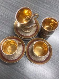 Souprava na Kávu Luxusní