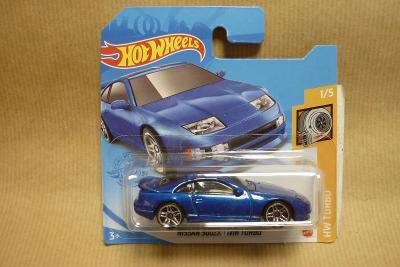 Nissan 300ZX Twin Turbo  Hot Wheels