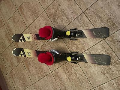 Dětské lyže Fischer RC 110 cm včetně vázání a bot