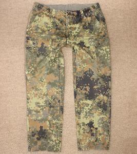 Pánské vojenské kalhoty BUNDESWEHR vel. 10 W36/L30=46/105cm #b934