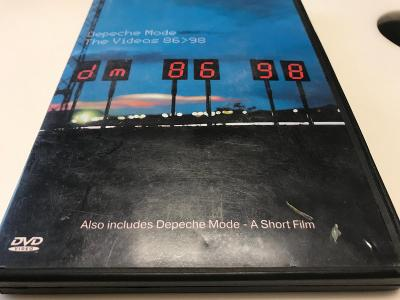 Depeche Mode: The Videos 86 - 98, DVD 1998, Totálně jeté, hraje bezva