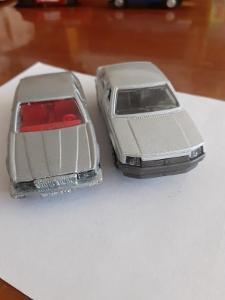 Majorette Jaguar & Renault 25