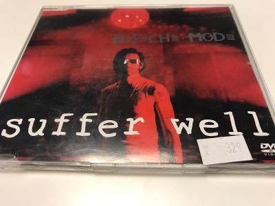 Depeche Mode: Suffer well, DVD singln jako nový !!! DVDBONG37