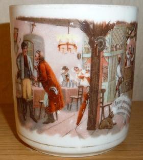 Hrnek porcelánový - Prodaná nevěsta