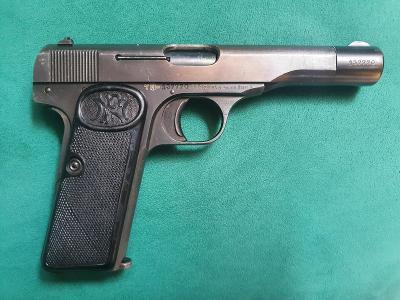 Pistole FN Model 1910 cal.4mmRF flobert Nádherný původní Stav