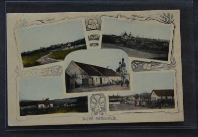Nové Mitrovice - Plzeň Jih - lidé - více záběrů