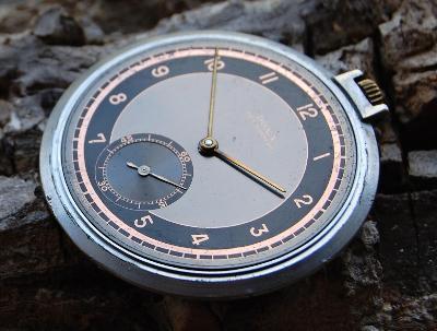 Kapesní hodinky - sign.: DOXA
