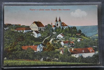 Vranov - poutní a výletní místo - Moravské Švýcarsko