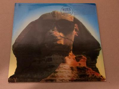 KISS - HOT IN THE SHADE LP - 1.PRESS GERMANY /1989/