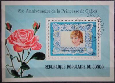 Známka Kongo