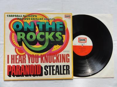 LP   Corporal Gander's Fire Dog Brigade - On The Rock  (Ger,Europa,70)