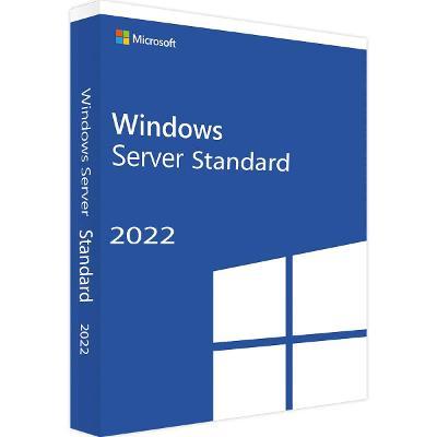 Nová elektronická licence MS Windows Server 2022 Standard+50RDS