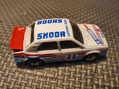 Škoda 130LR             1986 Matchbox