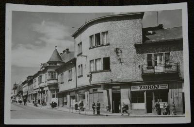 Slovensko - Čadca - Národný podnik ZDROJ - 1950 cca
