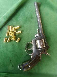Revolver 32sw short