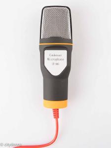 Kondenzátorový mikrofon pro PC/xbox/PS/ od 1Kč