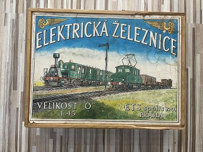elektrická železnice ETS