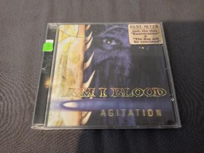 CD AM I BLOOD - AGITATION