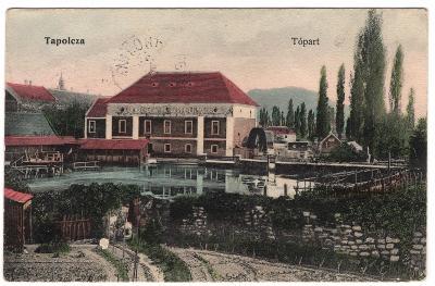 Tapolcza - Maďarsko