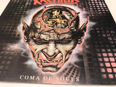 KREATOR: COMA OF SOULS 1990, 1. Západoněmecké vydání, Velmi dobrý stav