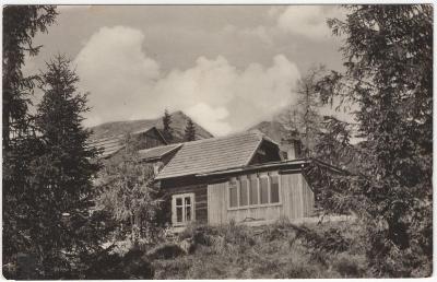 Vysoké Tatry  - Turistická chata