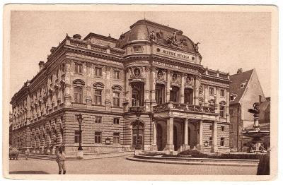 Bratislava - mestské divadlo