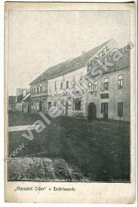 Dobřany, hotel Národní dům, , Plzeň jih