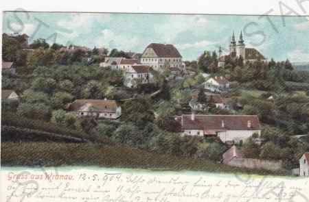 Vranov / Gruss aus Wranau, DA