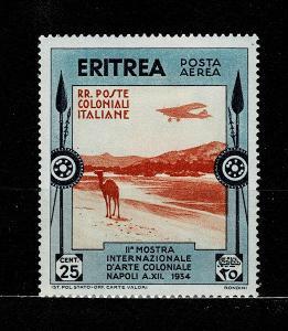 Eritrea - Italské kolonie - 1934 - Mi 227* - Nr.113