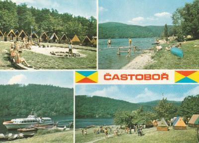 ČASTOBOŘ - PIONÝRSKÝ TÁBOR