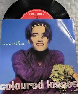 SP -MARTIKA- COLOURED KISSES