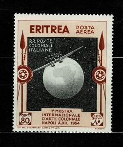 Eritrea - Italské kolonie - 1934 - Mi 230* letecké - Nr.113