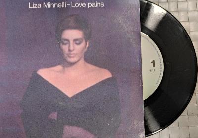 SP LIZA MINNELLI - LOVE PAINS