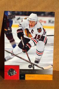 Jonathan TOEWS #107 /Blackhawks/ Upper Deck 2009-10´