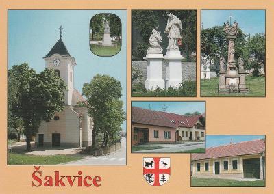 ŠAKVICE - OKRES BŘECLAV