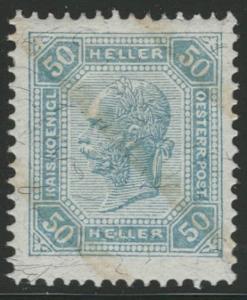 Rakousko / Österreich 1904 - KAISERKOPF - ANK / Mi. 116 **