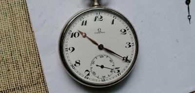 Kapesní hodinky OMEGA,jdoucí.