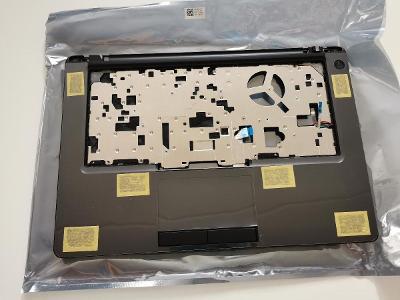 Dell Latitude 5480 - palmrest s touchpadem