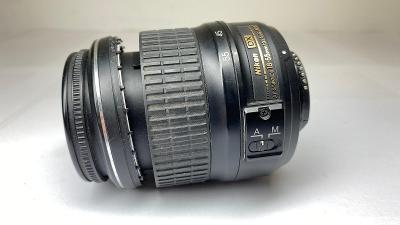 Nikon Nikkor 18-55mm objektiv na N.D. Čtěte popis
