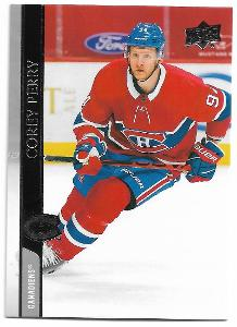 2020-21 - Upper Deck - Corey Perry - Montreal Canadiens