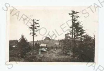 Orlické hory Ústí n. Orlicí Masarykova chata