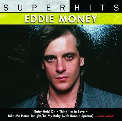 EDDIE MONEY - Superhits CD 1999 rock USA