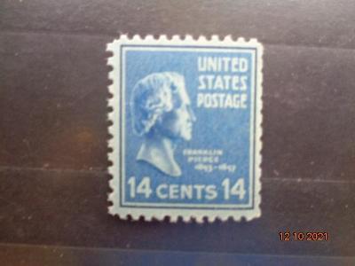 USA  -   katalog  SCOTT  -  čistá