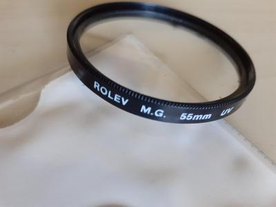 UV filtr ROLEV M.G. 55mm UV