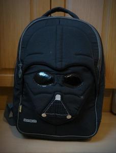 Star Wars Darth Vader Samsonite - praktický stylový batoh